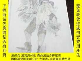 二手書博民逛書店原版英文小說:Rip罕見Van Winkle(中譯《李伯大夢》或