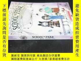 二手書博民逛書店SCHOOL罕見OF FEARY5919 看圖 看圖