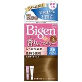 美源花果香快速染髮霜 2淺亮棕色 (40g+40g)