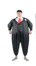 充氣服飾成人人偶搞笑表演服裝年會cos道具【聚寶屋】