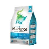 *KING*美國Nutrience紐崔斯無穀養生貓-六種魚 5公斤 貓飼料
