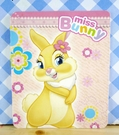 【震撼精品百貨】Thunder Bunny & Wonder Mew閃電邦尼兔~卡片-黃邦尼