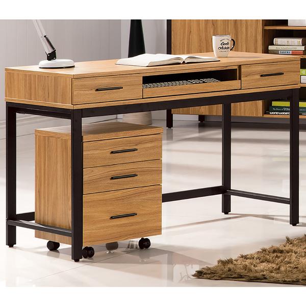 鋼克里4尺電腦主桌(20JS1/618-2)/H&D東稻家居