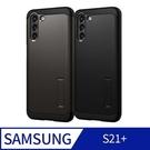 【愛瘋潮】手機殼 防撞殼 Spigen Galaxy S21+ _Tough Amor 軍規防摔保護殼