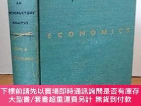 二手書博民逛書店Economics:罕見An Introductory Analysis Hardcover – January