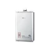 【南紡購物中心】櫻花【DH-1603N】16公升強制排氣熱水器