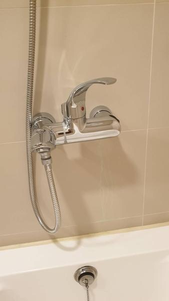【麗室衛浴】美國 KOHLER WAVE 浴缸龍頭 K-9079K-CP 門市樣品出清
