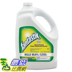 [美國直購] Fantastik All-Purpose Cleaner Pleasant Scent 1 gallon Bottle 5588608EA清潔劑 _U34