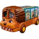 特價 TOMICA多美動物園 獅子遊園車...