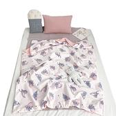 豆豆毯嬰兒毛毯寶寶安撫蓋被兒童空調被子午睡秋冬【倪醬小鋪】