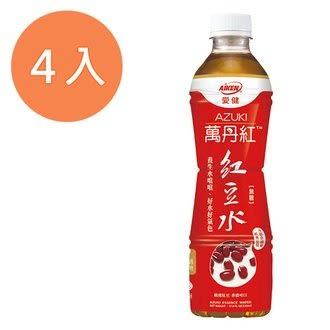 萬丹紅豆水530mlx4
