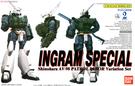 萬代 組裝模型 1/60 英格拉姆特別版 機動警察PATLABOR TOYeGO 玩具e哥