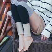 新年鉅惠 襪套女長筒襪過膝襪正韓學院風高筒襪套冬季護膝保暖兔羊毛襪子女