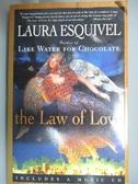 【書寶二手書T9/原文小說_YGV】The Law of Love_Esquivel, Laura/ Peden, Ma