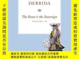 二手書博民逛書店The罕見Beast And The Sovereign, Vo