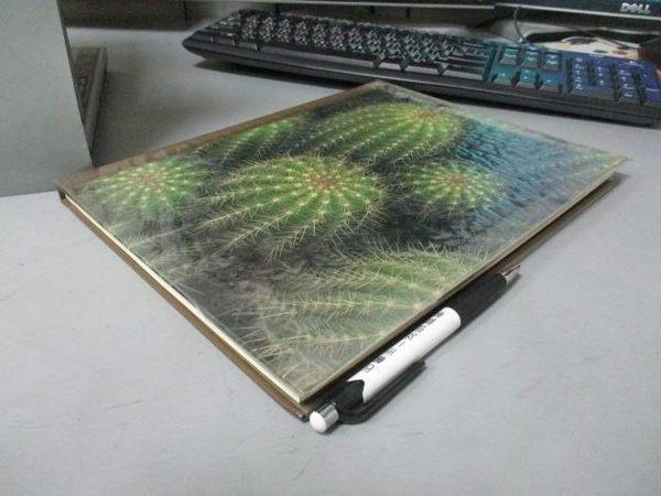【書寶二手書T9/動植物_YCF】Cacti and Succulents