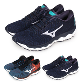 MIZUNO WAVE SKY WAVEKNIT 3 男慢跑鞋(免運 路跑 美津濃≡體院≡ J1GC1925