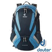【德國 deuter】Futura網架透氣背包28L『深藍/藍』34214 登山.露營.戶外.後背包.雙肩背包.旅遊.防雨罩