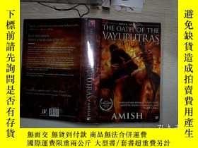 二手書博民逛書店THE罕見OATH OF THE VAYUPUTRAS 瓦尤普特拉斯的誓言(43)Y203004 Amish