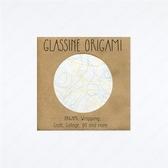 GLASSINE ORIGAMI/the line 玻璃摺紙【Yamamoto Paper】