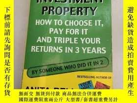 二手書博民逛書店YOUR罕見INVESTMENT PROPERTY - HOW TO CHOOSE IT....你的投資物業-如何