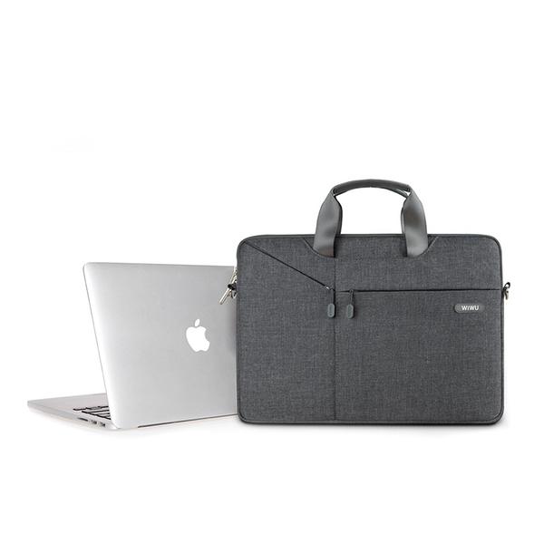 【WiWU】Shuttle laptop bag 13.3 / 15.4吋防潑水手提電腦包