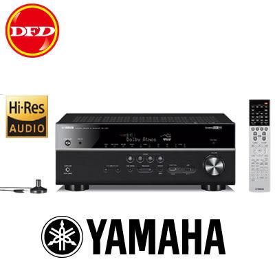 山葉 YAMAHA 擴大機 RX-V681 7.2聲道 AV 收音擴大機 Hi-Res 4K Ultra HD 公司貨