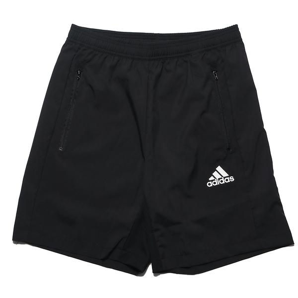 ADIDAS 短褲 AEROREADY 黑 訓練 健身褲 運動褲 男 (布魯克林) GT8161