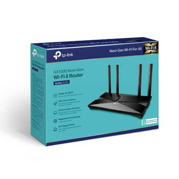 全新 TP-LINK AX1500 Wi-Fi 6 路由器 ( Archer AX10 )