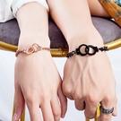 【5折超值價】潮流時尚情侶手銬造型情侶款...