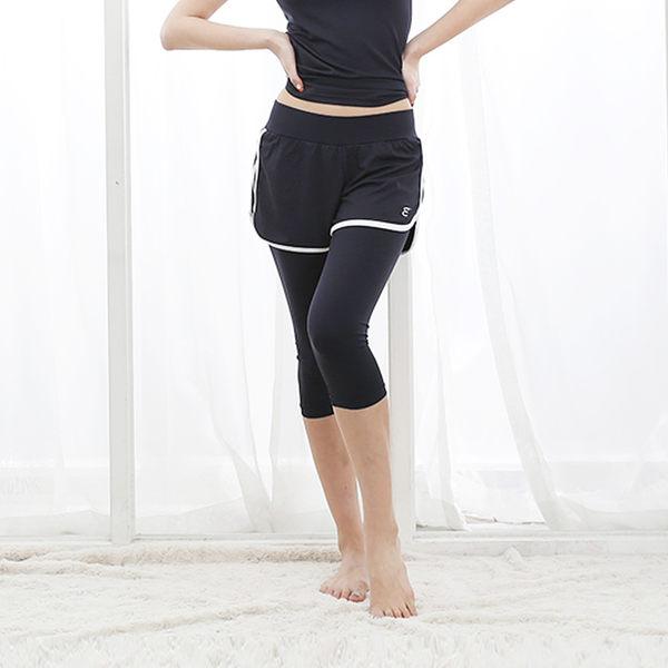 瑜伽短褲女健身房運動服跑步高彈緊身吸汗速幹春夏   - jrh0043