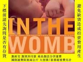 二手書博民逛書店In罕見the Womb: Witness the Journey from Conception to Birt