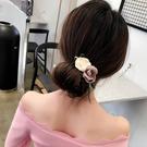 盤髮器 韓國丸子頭盤髮器造型器百變蓬鬆懶人紮頭髮飾品花苞頭髮飾頭飾品 店慶降價