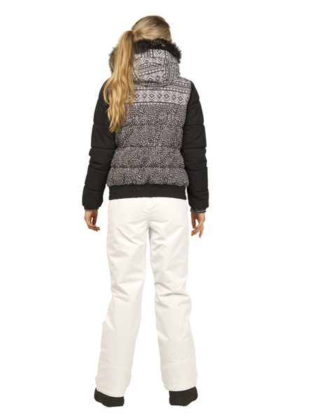 PROTEST 女 防水保暖外套 (貝殼白) IVANA SNOWJACKET
