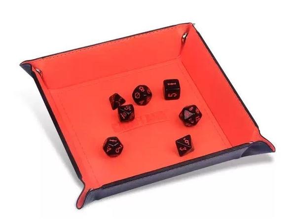 『高雄龐奇桌遊』 高級皮質骰墊 骰盤 骰布 骰子桌遊必備 正版桌上遊戲專賣店