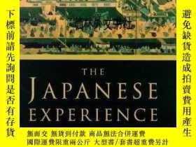 二手書博民逛書店【罕見】1999年出版 The Japanese Experience. A Short History of J