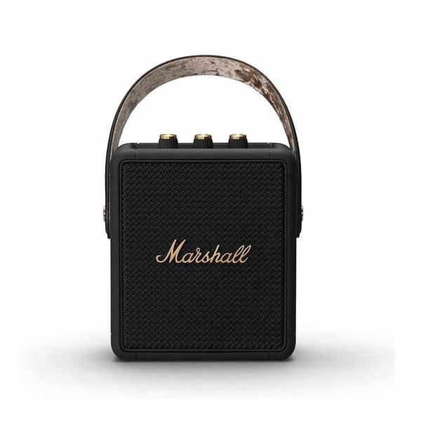 Marshall Stockwell II便攜式藍牙揚聲器 IPX4防水 B088KRKFJ3 [2美國直購]