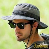 防曬帽子-抗紫外線UV超大尺寸遮陽高頂漁夫帽JL7231 JUNIPER朱尼博
