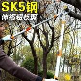 修枝剪 園林剪刀果樹修剪樹枝強力粗枝剪大力剪花剪大省力園藝工具