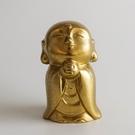 日本高岡銅器 無心(六心)地藏-祈禱 神像佛教文物祭改結緣