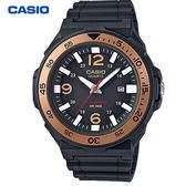 CASIO 太陽能金圈數字日期防水膠帶錶 MRW-S310H-9B 學生錶 當兵軍用錶 公司貨   名人鐘錶