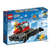 60222【LEGO 樂高積木】城市系列 City-路道鏟雪車 Snow Groomer