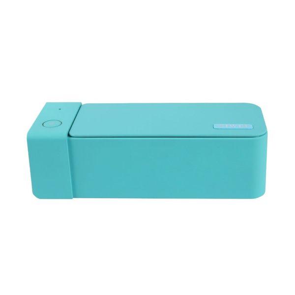 【美國 EIWEI 】超聲波清洗機 超音波清洗機 眼鏡清洗 飾品清潔 珠寶首飾清潔 手錶清潔