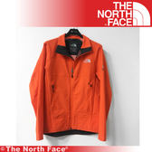 【The North Face 男 超輕PERTEX防風外套《橘》】A0KH-XA0/防風/防水/外套/戶外/休閒★滿額送