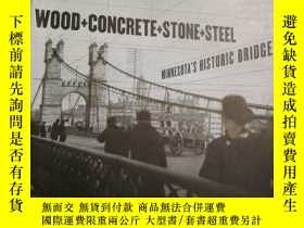 二手書博民逛書店Wood,罕見Concrete, Stone, and Stee