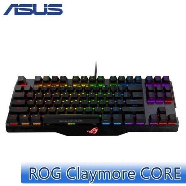 ASUS 華碩 ROG Claymore Core RGB青軸/中文 全彩機械式鍵盤