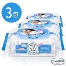 貝恩 BAAN 超厚超純水濕紙巾 80抽x3包 嬰兒柔濕巾 2480