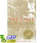 [104美國直購] 美國暢銷書排行榜 The Giver (Giver Quartet) Paperback