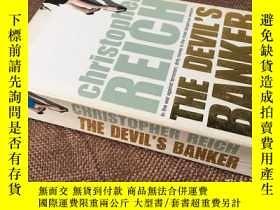 二手書博民逛書店The罕見Devil s Banker   魔鬼的銀行家 (英語