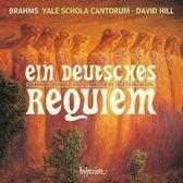 【停看聽音響唱片】【CD】布拉姆斯:德意志安魂曲 耶魯聖歌合唱學校唱詩班